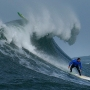 Photos: Surf's up! Elite surfers tackle huge waves at Titans of Mavericks